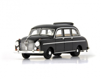 BORGWARD B1250 Pollmann Germany (1951), black