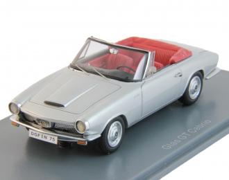 GLAS 1300 GT Cabrio (1966), silver