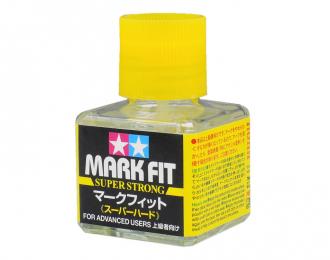 Жидкость для приклейки декалей Mark Fit Super Strong, 40мл