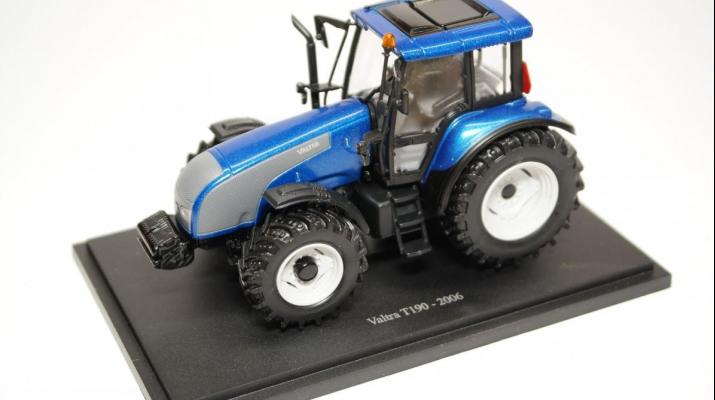 Valtra T190 (2006), blue / black