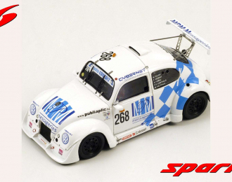 Volkswagen Fun Cup #268, Winner 25 Hours of Spa 2009