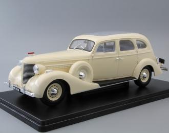 ЗИС-101, Легендарные Советские Автомобили 23, св.бежевый