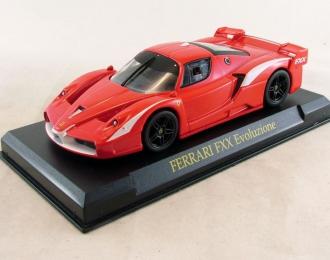 FERRARI FXX Evoluzione 2007, Ferrari Collection 69, red