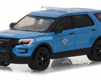 "FORD Police Interceptor Utility ""Maine State Police"" 2016"