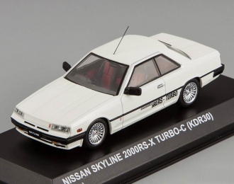 NISSAN Skyline 2000 RS-X Turbo-C (KDR30), white