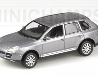 PORSCHE CAYENNE V6  2002, 400061010,  grey mettalic