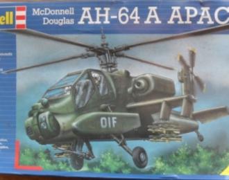 Сборная модель Американский вертолет AH-64A APACHE