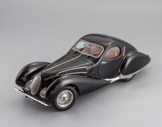 """Talbot Lago Coupe Typ 150 C-SS Figoni & Falaschi """"Teardrop"""" 1937-1939 (black)"""
