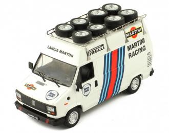 """FIAT Ducato техничка """"Lancia Martini Racing"""" 1984"""