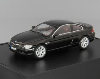 BMW 6er Coupe, black
