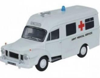 Bedford J1 Ambulance Army Medical Services 1960