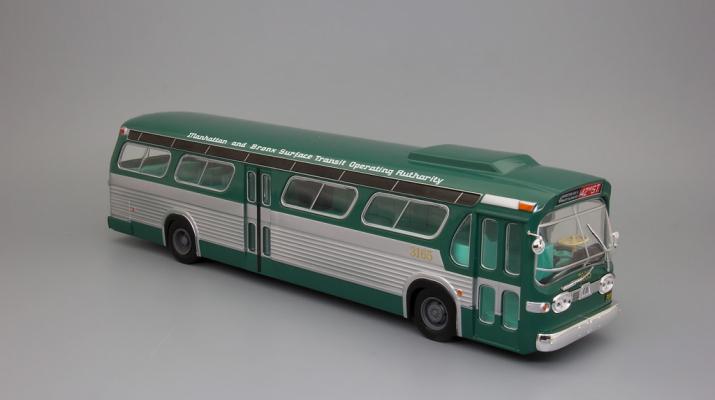 "GENERAL MOTORS TDH-5301 NEW LOOK ""FISHBOWL"" USA 1965 Green"