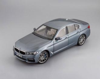 BMW 5er G30 Limousine (2017), grey