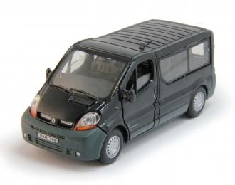 RENAULT Trafic пассажирский (откр.двери), black