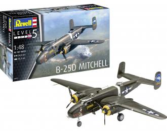 Сборная модель B-25C/D Mitchell