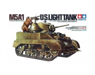 Сборная модель M5A1 U.S. Light Tank