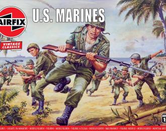 Сборная модель Фигурки WWII US Marines