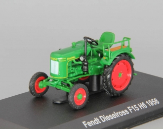 Fendt Dieselross F15 H6, Тракторы 81, зеленый