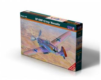 Сборная модель Самолет BF-109F-4 Muller