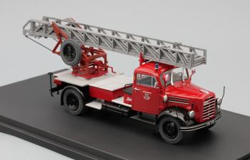 Borgwarg B 2500, red
