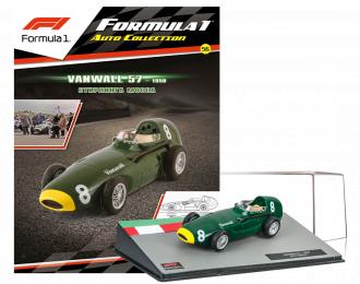 VANWALL 57 Стирлинга Мосса (1958), Formula 1 Auto Collection 56