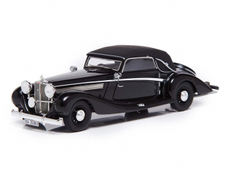 Maybach SW38 Cabriolet A by Spohn - 1938 closed roof (black)