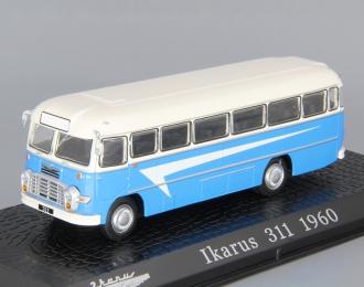 IKARUS 311 (1960), blue / white