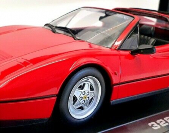Ferrari 328 GTS - 1985 (with removable hardtop) (red)