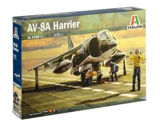 Сборная модель AV-8A Harrier