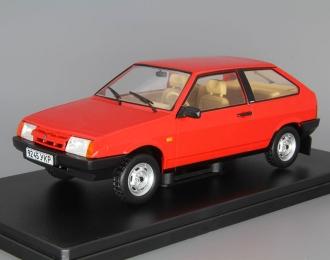 ВАЗ-2108 Самара, Легендарные Советские Автомобили 19, красный