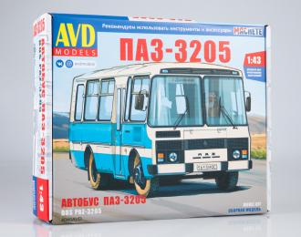 Сборная модель Павловский автобус-3205 пригородный