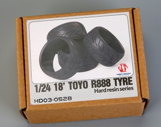 Резина 18' Toyo R888 Tires