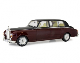 Rolls-Royce Phantom VI (burgundy red / black)