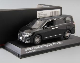 NISSAN Elgrand Highway Star (2014), phantom black