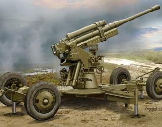 Сборная модель 52-К Советское 85мм тяжелое зенитное орудие (ранняя версия)