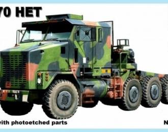 Сборная модель Американский тяжелый тягач M1070 HET