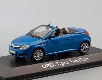 OPEL Tigra Twintop (2004), blue