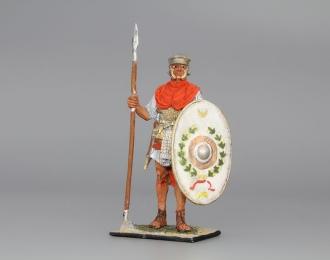 Историческая миниатюра Римский легионер