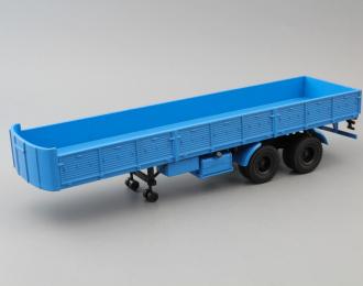 (Конверсия!) МАЗ 5205А полуприцеп, синий