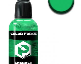 Краска для аэрографии Миг изумрудная (Mig Emerald)