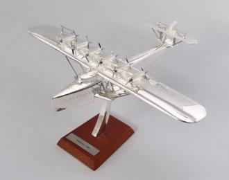 Летающая лодка Dornier Do X 1929 (модель 866г 20х24х12,5см)