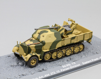 Sd.Kfz. 7/2 Flak-Art.-Abt. 272, 19. Panzer-Division Eastern Front - 1943