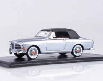 Volvo Amazon Coune Convertible Silver 1963
