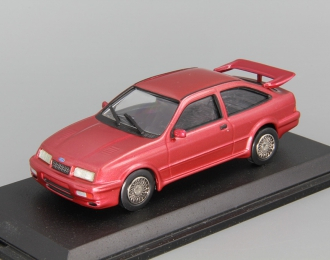 FORD Sierra Cosworth Racing, red