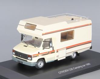 """CITROEN C25 """"Pilote R470"""" (1985), beige"""