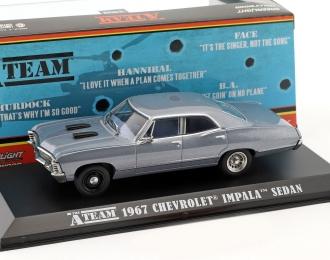 """CHEVROLET Impala Sedan 1967 (из телесериала 'Команда А"""")"""