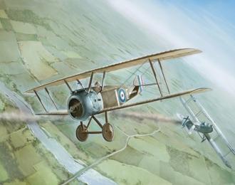 Сборная модель Самолет SOPWITH CAMEL