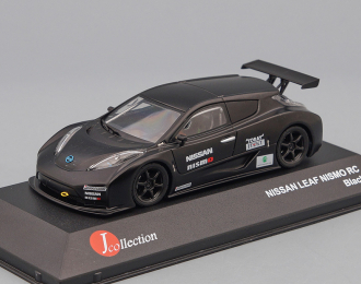 NISSAN LEAF Nismo RC (Racing Competition) (2011), black