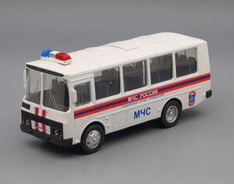Павловский автобус 32053 МЧС, белый