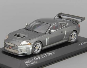 JAGUAR XKR GT3 (2008), grey metallic